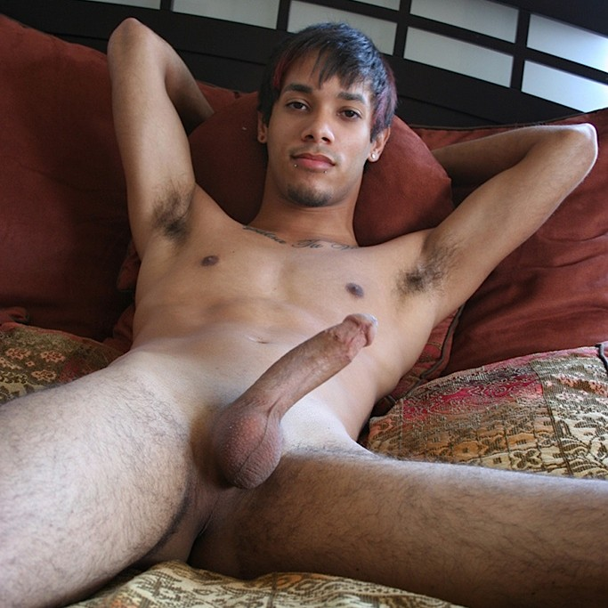 Hot Big-Dicked Twink